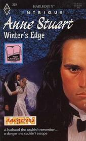 Winter's Edge (Harlequin Intrigue, No 329)