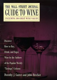 The Wall Street Journal Guide to Wine