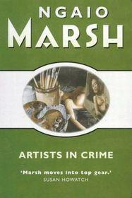 Artists In Crime (Rodderick Alleyn) (Large Print)