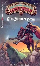 Chasm Of Doom (Lone Wolf, Bk 4)