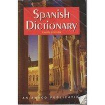 New College Spanish  English Dictionary