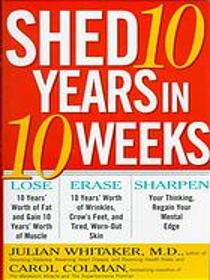 Shed 10 Years in 10 Weeks (Large Print)