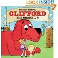 Clifford the Champion Pack (Book and Poster)