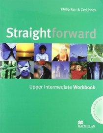 Straightforward Upper Intermediate: Workbook without Key Pack