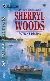 Patrick's Destiny (Devaneys, Bk 4) (Silhouette Special Edition, No 1549)