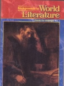 Backgrounds to World Literature