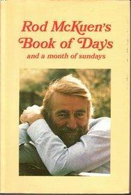 Rod McKuen's Book of Days