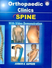Orthopaedic clinics spine with video demonstration