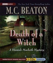Death of a Witch: A Hamish Macbeth Mystery (Hamish Macbeth Mysteries)