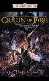 Crown of Fire : Shandril's Saga, Book II (Forgotten Realms: Shandril's Saga)