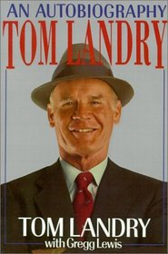 Tom Landry: An Autobiography (Large Print)