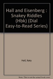 Snakey Riddles (Dial Easy-to-Read Series)