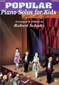 Piano Solos for Kids (Piano Solos for Kids Series)