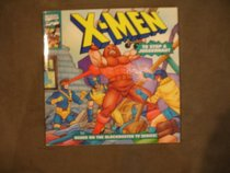 X-Men: To Stop a Juggernaut (Jellybean Books(R))