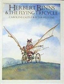 Herbert Binns and the Flying Tricycle (Pied Piper)