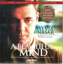 A Beautiful Mind (Audio CD) (Abridged)