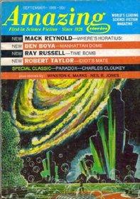Amazing Stories, September 1968 (Volume 42, No. 3)