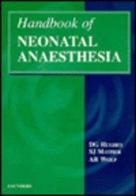 Handbook of Neonatal Anaesthesia