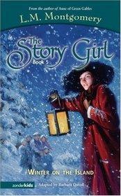 Winter on the Island (Story Girl, Bk 5)