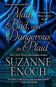 Mad, Bad, and Dangerous in Plaid (Thorndike Press Large Print Romance Series)