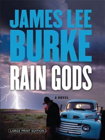 Rain Gods: In the Valley of the Ancient (Wheeler Large Print Book Series)