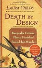 Death by Design: Keepsake Crimes / Photo Finished / Bound for Murder (Scrapbooking Mysteries, #1-3)