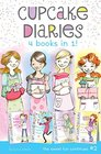 Cupcake Diaries 4 Books in 1 2 Katie Batter Up Mia's Baker's Dozen Emma All Stirred Up Alexis Cool as a Cupcake