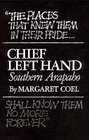 Chief Left Hand Southern Arapaho