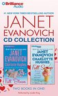 Janet Evanovich CD Collection Full Bloom Full Scoop