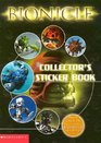 Bionicle Collector's Sticker Book (Bionicle)
