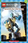 Search for the King (Knights' Kingdom Reader, Level 4)