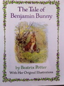 The Tale of Benjamin Bunny (Little Books of Beatrix Potter)