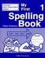 My First Spelling Book