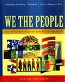 We the People An Introduction to American Politics Full Edition Fifth Edition