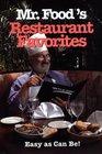 Mr Food's Restaurant Favorites