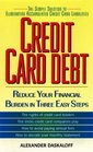 Credit Card Debt: : Reduce Your Financial Burden In Three Easy Steps