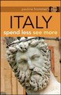 Pauline Frommer's Italy Spend Less See More