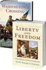 The David Hackett Fischer Set Consisting of Liberty and Freedom and Washington's Crossing