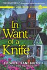 In Want of a Knife A Little Library Mystery