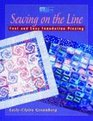 Sewing on the Line Fast  Easy Foundation Piecing