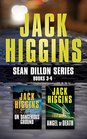 Jack Higgins - Sean Dillon Series Books 3-4 On Dangerous Ground Angel of Death