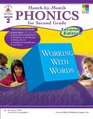 Month-by-Month Phonics for Second Grade Second Edition