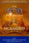 The God Memorandum Gift Edition