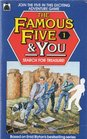 Search for Treasure An Enid Blyton Story Based on Enid Blyton's Five on a Treasure Island