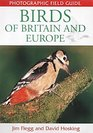 Photographic Field Guide Birds of Britain  Europe