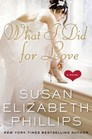 What I Did for Love (Wynette, Texas, Bk 5)
