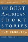 The Best American Short Stories 2012 (Best American R)