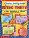 Writing Prompts:  250 Knock-Their-Socks-Off Writing Prompts to Inspire Super Writing All Year Long