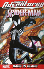 Marvel Adventures Spider-Man Vol 6 The Black Costume