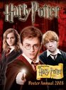 Harry Potter & the Order of the Phoenix Poster Hardback Annual 2008 [Collector Release]